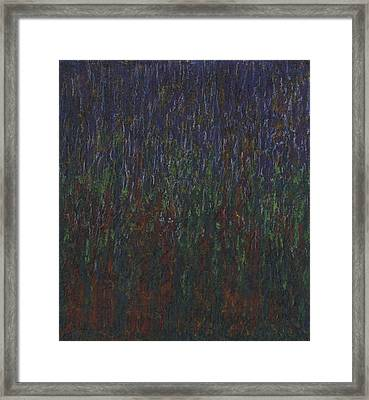 Framed Print featuring the painting Lightpicture 351 by SOBATA Satosi