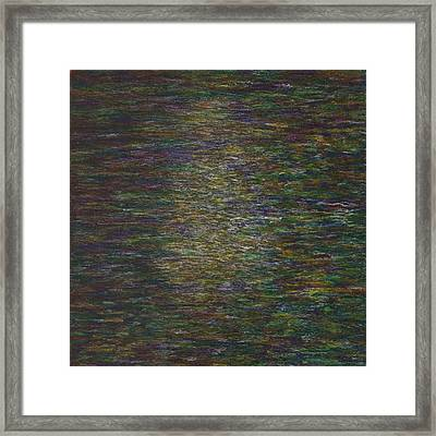 Framed Print featuring the painting Lightpicture 353 by SOBATA Satosi