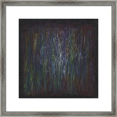 Framed Print featuring the painting Lightpicture 354 by SOBATA Satosi