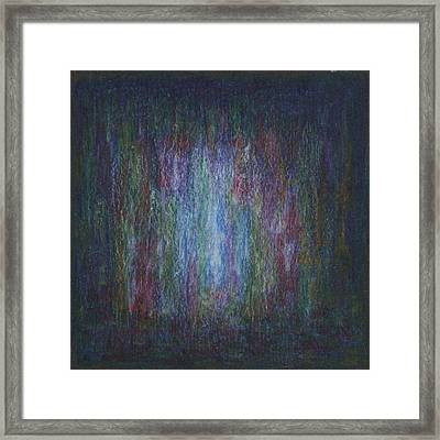 Framed Print featuring the painting Lightpicture 355 by SOBATA Satosi