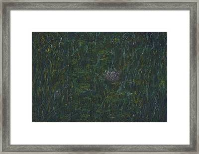 Framed Print featuring the painting Lightpicture 370 by SOBATA Satosi