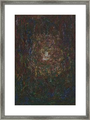 Framed Print featuring the painting Lightpicture 375 by SOBATA Satosi