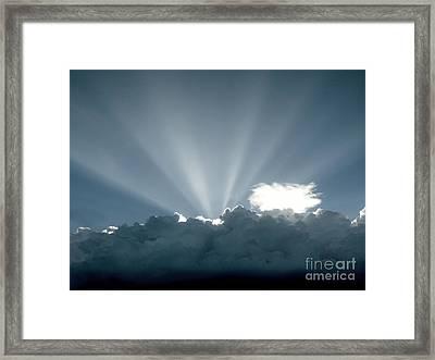 Lightplay Framed Print