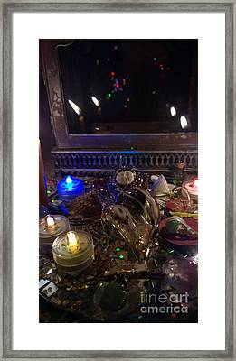 A Wishing Place 1 Framed Print