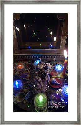 A Wishing Place 2 Framed Print