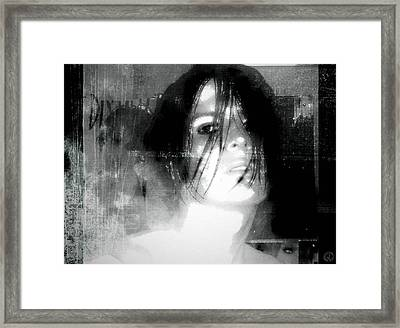 Lights Framed Print by Gun Legler