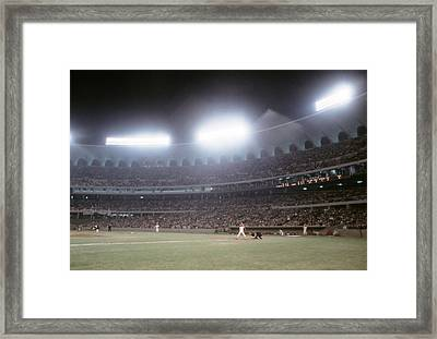 Busch Stadium Framed Print by Retro Images Archive