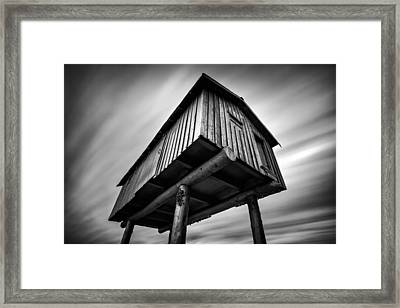 Lightshed Framed Print