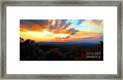 Like A Dream Framed Print