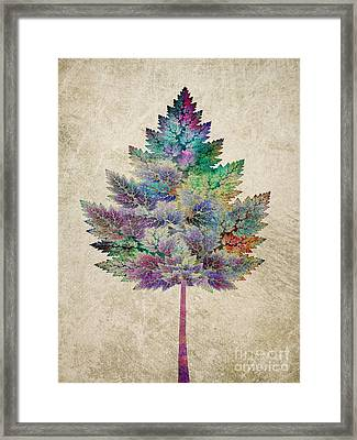 Like A Tree Framed Print