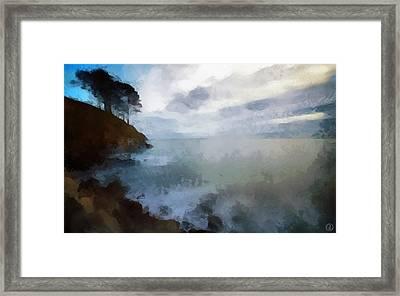 Like Every Morning Framed Print by Gun Legler