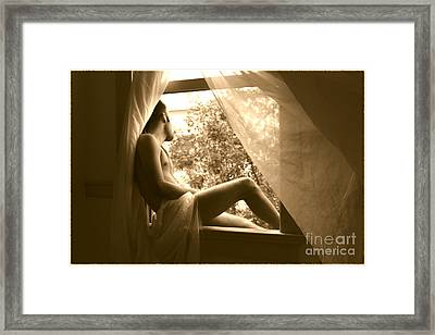 Like It Was Yesterday Framed Print