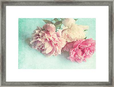 Like Yesterday Framed Print by Sylvia Cook