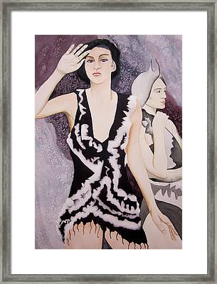 Lilliana Framed Print