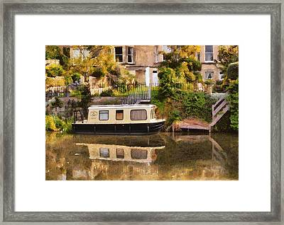Lily Trotter Framed Print by Paul Gulliver