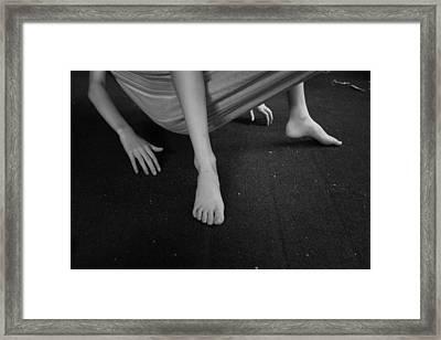 Limbs Framed Print