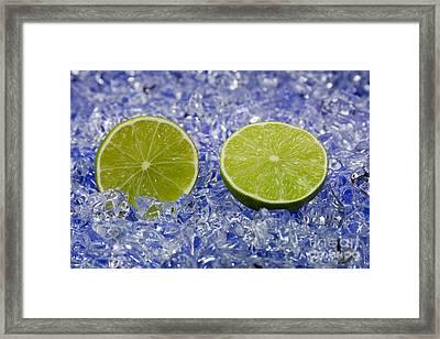 Limette Framed Print by   Bullysoft
