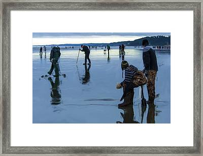 Limit Reached Framed Print by Nichon Thorstrom