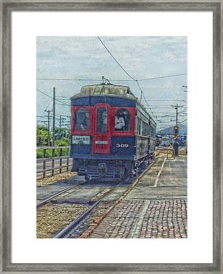 Limited 309 Framed Print by Thomas Woolworth