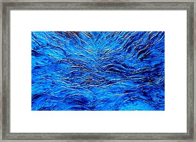 Limitless 2 Framed Print