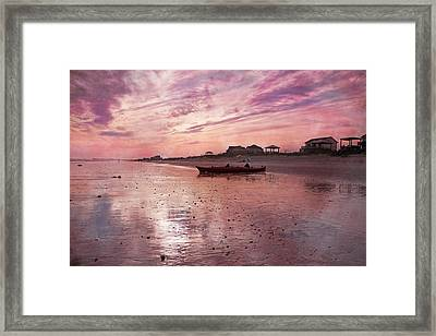 The Greatest Gift Framed Print