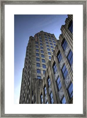 Lincoln Building Framed Print