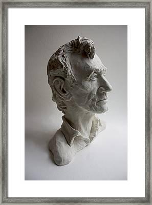 Lincoln Framed Print by Derrick Higgins