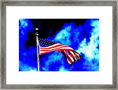 Lincoln Elementary Framed Print by Jay Nodianos