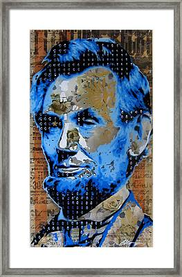 Lincoln Framed Print by Gary Kroman
