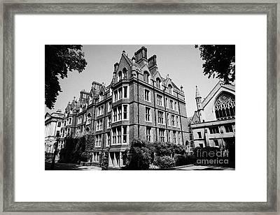 lincolns inn old square hall and chapel London England UK Framed Print by Joe Fox