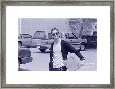 Lindsay Stewart Framed Print