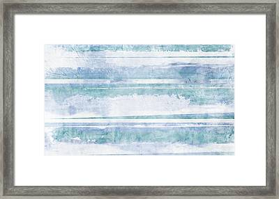 Lineation Framed Print