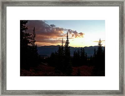 Linger Framed Print by Jeremy Rhoades