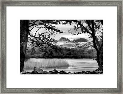 Lingmoor Fell Framed Print