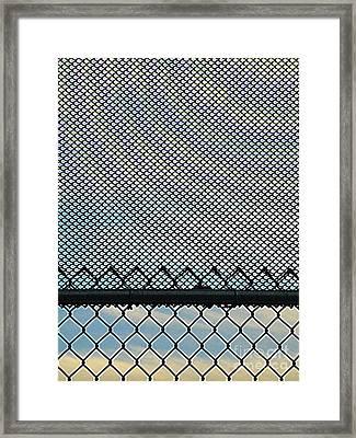 Linked Together Framed Print by Joe Jake Pratt