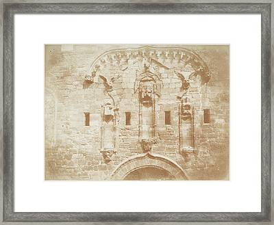 Linlithgow Palace Wall Framed Print