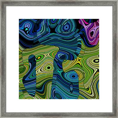 Linus - 04cr Framed Print