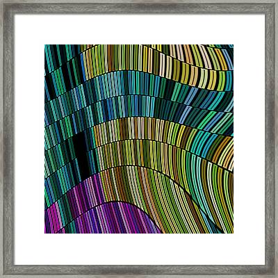 Linus - 64c03i Framed Print by Variance Collections