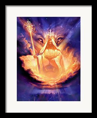 Rapture Framed Prints