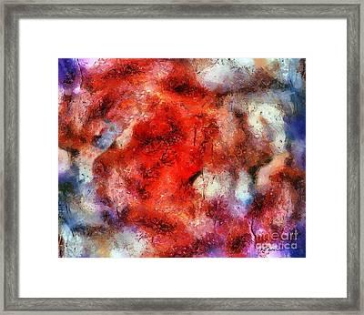 Lion Sky Framed Print by RC DeWinter