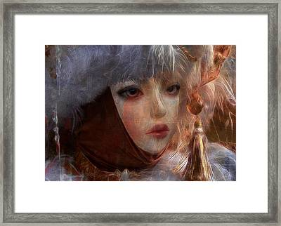 Liouneva Mirankaya Framed Print by Barbara Orenya
