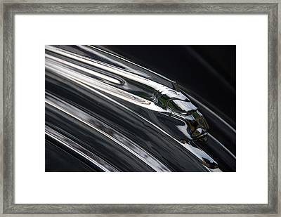 Framed Print featuring the photograph Liquid Chief by John Schneider