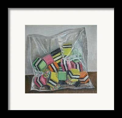 Allsorts Framed Prints