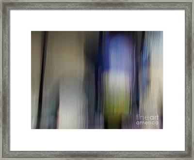 Lisa Framed Print by Valerie Morrison