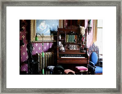 Lisa's House Framed Print