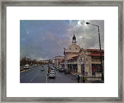 Lisboa 2010-96 Framed Print