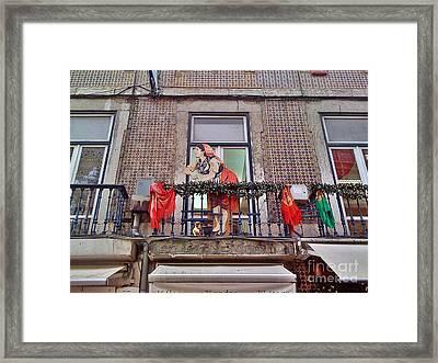 Lisboa 2010-97 Framed Print