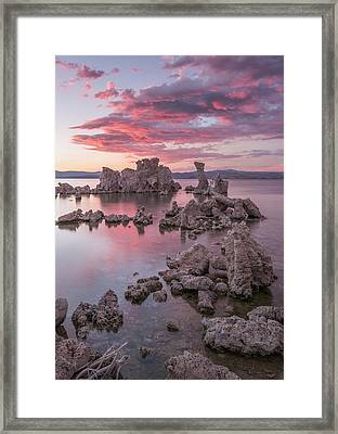 Listen For The Sound Framed Print by Jon Glaser
