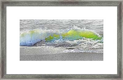 Literal Perception Framed Print