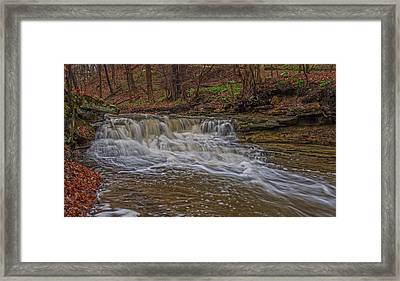 Little Chagrin Framed Print